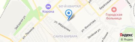 Resto-bar Praga на карте Георгиевска