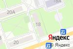 Схема проезда до компании Сонюшка в Дзержинске