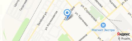 Почтовое отделение №11 на карте Георгиевска