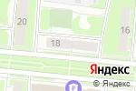 Схема проезда до компании Сухаревский в Дзержинске