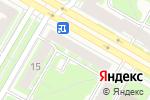 Схема проезда до компании С-Грейд в Дзержинске