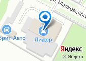 Фаворит-Авто на карте