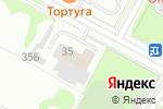 Схема проезда до компании Каскад тур в Дзержинске