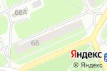 Схема проезда до компании СтройМаркет в Дзержинске