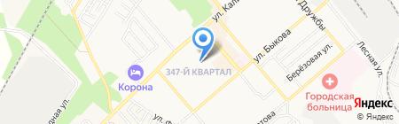Мин Транс Авто на карте Георгиевска