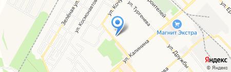 Фармавит на карте Георгиевска