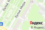 Схема проезда до компании FDS в Дзержинске