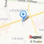 Р52.РУ на карте Дзержинска