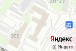 Схема проезда до компании Удача в Дзержинске