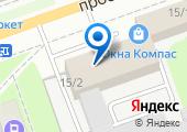 Экопромпроект на карте