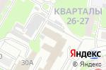 Схема проезда до компании NL International в Дзержинске