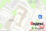Схема проезда до компании ЭкоПрофи в Дзержинске
