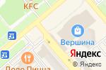 Схема проезда до компании Мясной павильон в Георгиевске