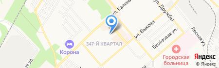 Детский сад №24 Аленький цветочек на карте Георгиевска