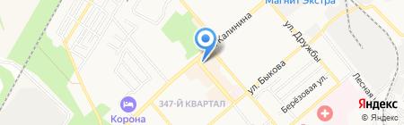 Мясной павильон на карте Георгиевска