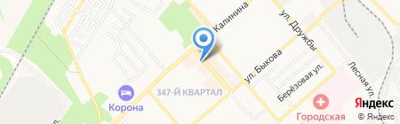 Банкомат Ставропольпромстройбанк на карте Георгиевска