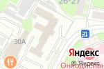 Схема проезда до компании Феникс-тур в Дзержинске