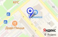 Схема проезда до компании ПРОДОВОЛЬСТВЕННЫЙ МАГАЗИН ЭПСИЛОН-М в Георгиевске