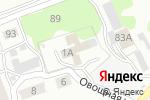 Схема проезда до компании Ока в Дзержинске
