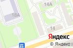 Схема проезда до компании Стивалини в Дзержинске