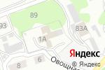 Схема проезда до компании ПРОМТЕК СМТ в Дзержинске