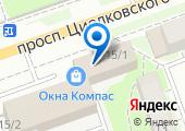 Просветительский центр Аура на карте