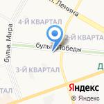 Поволжье-Фарм на карте Дзержинска