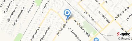 Имидж на карте Георгиевска