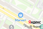Схема проезда до компании АВТОХИМПРОМ в Дзержинске