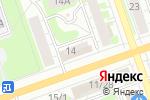 Схема проезда до компании Man в Дзержинске