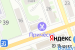 Схема проезда до компании Восток-Сервис-Нижний Новгород в Дзержинске