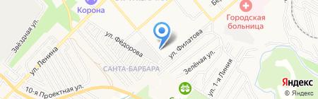 Монтажная компания на карте Георгиевска