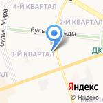 Альтернатива на карте Дзержинска