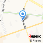 Pitstop на карте Дзержинска