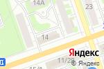 Схема проезда до компании Деньги Поволжья в Дзержинске
