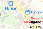 Схема проезда до компании Твой дом в Георгиевске