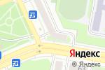 Схема проезда до компании Пивчанский в Дзержинске
