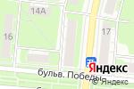 Схема проезда до компании Чан-Тао в Дзержинске