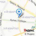 Визит на карте Дзержинска