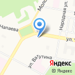 О! ВИП СУШИ на карте Дзержинска