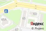 Схема проезда до компании О! ВИП СУШИ в Дзержинске