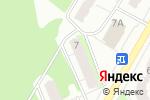 Схема проезда до компании Кафе-кулинария в Дзержинске