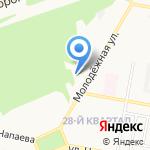 Кафе-кулинария на карте Дзержинска
