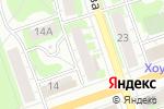 Схема проезда до компании Fi-fi в Дзержинске