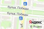 Схема проезда до компании 15x.ru в Дзержинске