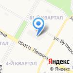 ГазоВодоАрматура на карте Дзержинска