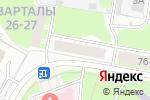 Схема проезда до компании Почтовое отделение №24 в Дзержинске
