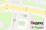 Схема проезда до компании КАР в Дзержинске