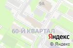 Схема проезда до компании ГазЭнергоМонтаж в Дзержинске
