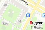 Схема проезда до компании Фотосалон в Дзержинске